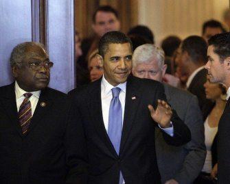 Obama at house 11-7-09