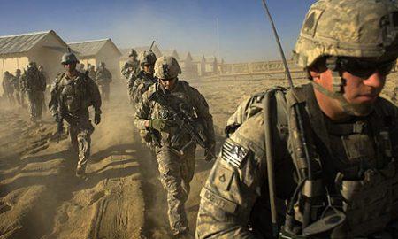 US troops Afghan