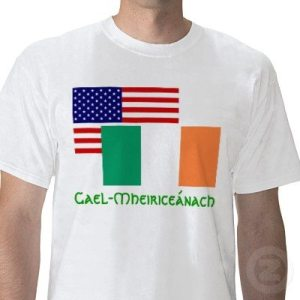 Irish-American T-shirt