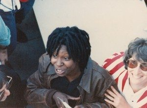 Big Kitchen Whoopi & Judy-the-Beauty