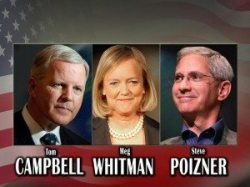 calif GOP gov candidates 2010