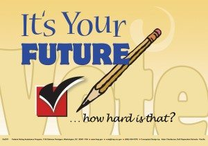 vote yur future