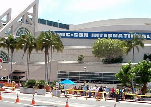 Comic-Con Internation, San Diego Convention CEnter