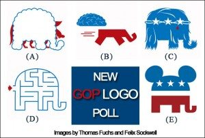 GOP logo poll