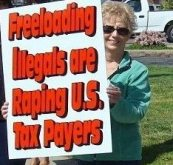 IllegalsRapingTaxpayers