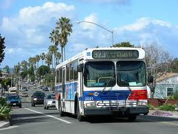 bus in OB