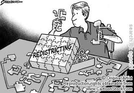 redistrict cartoon