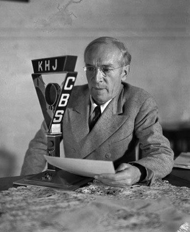 Upton Sinclair 1934