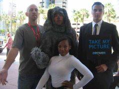 ComicCon quartet