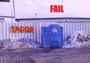 tacos fail