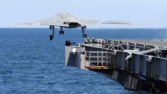 Drone offcarrier 5-14-13