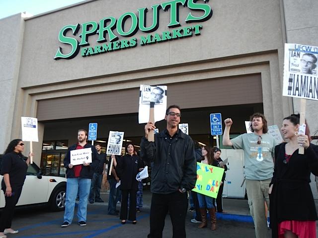 Peninsula Community and Customers Rally for Ian Rey
