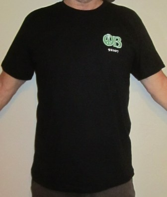 OB Rag T-shirt promo May2013Front
