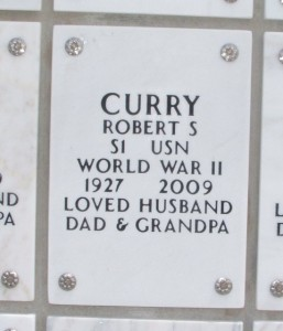 Bob Curry headstone2
