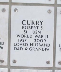 Bob Curry headstone2