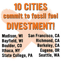 Divest cities fossilfuel
