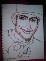 Garret Rodriguez sketch