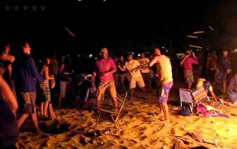 OB marshmallow fight 09