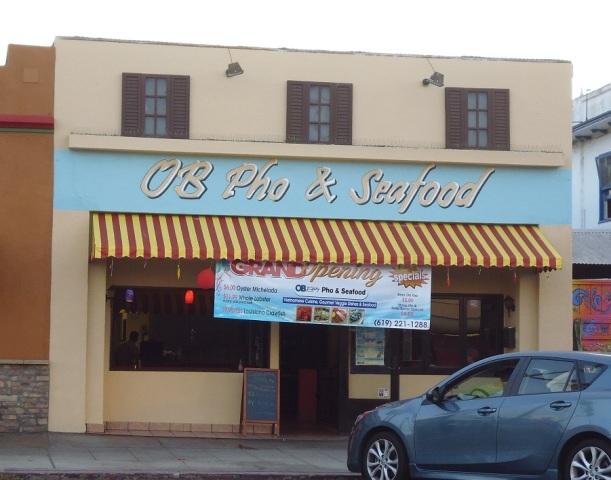 OB Pho n Seafood jc front