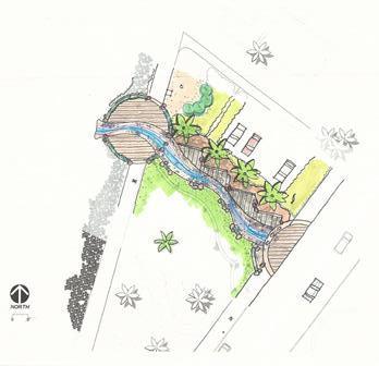 OB Vets Plaza Design