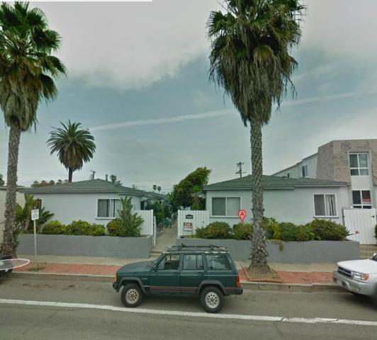 Pt Loma Ave 4800 blk apts