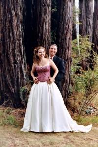 Gretchen Newscom Kris wed