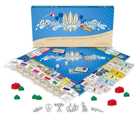 OB ob-monopoly board