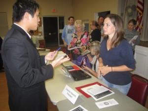 OBTC Meet 10-23-13 GretN JohnLy