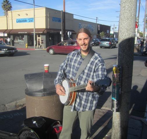 OB Warm Newp musician