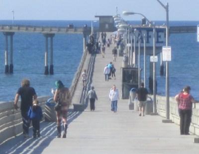 OB Dist 5 pier