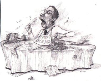 Doug Manchester cartoon