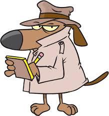 Reporter dog