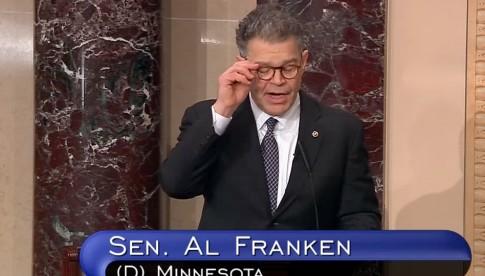 Al Franken senate