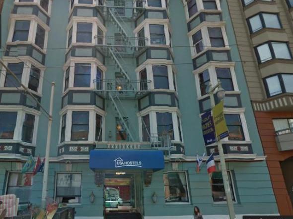 Dr Hostels SF Prop front