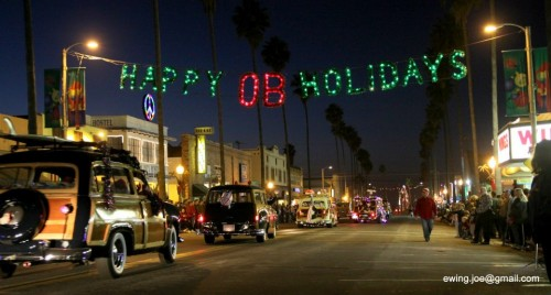 OB Holiday Parade
