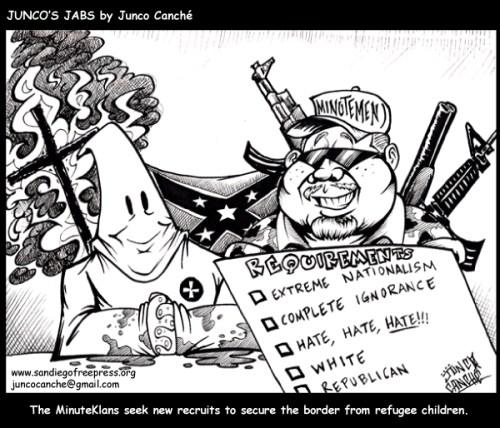 Junco jab KKKmtnMen
