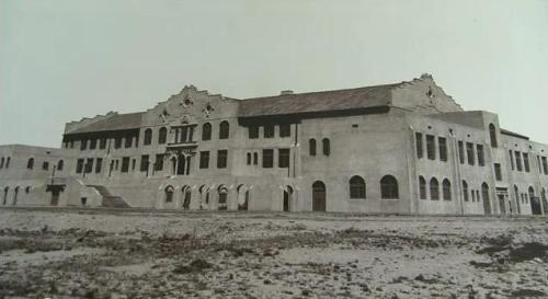 Point Loma Highschool 1925