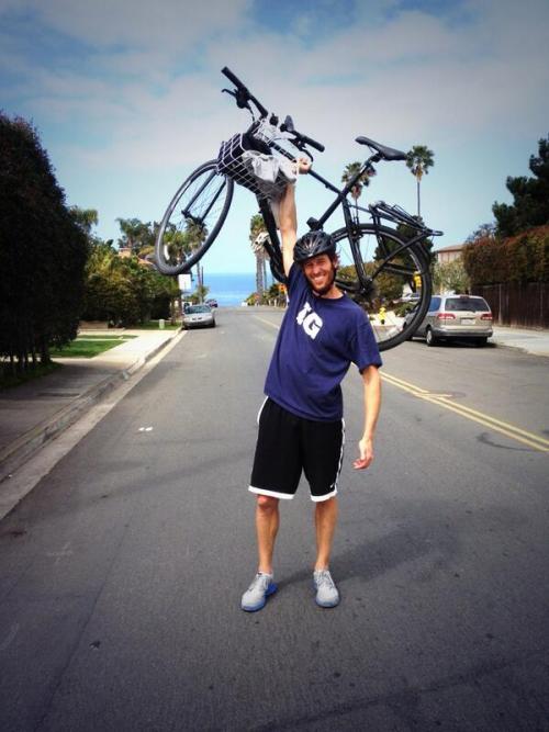 John Anderson bikeInAir