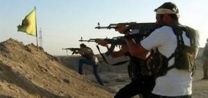 Kobani YPG fighters