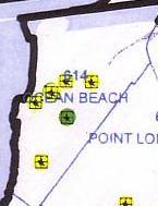 OB Police precinct map OB 614