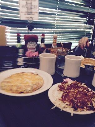 Perry's Cafe Paisano Fritatta