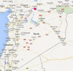Syria Kobani map ed