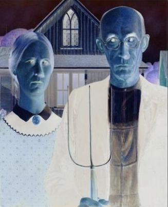 American gothic ColorsRev grantwood
