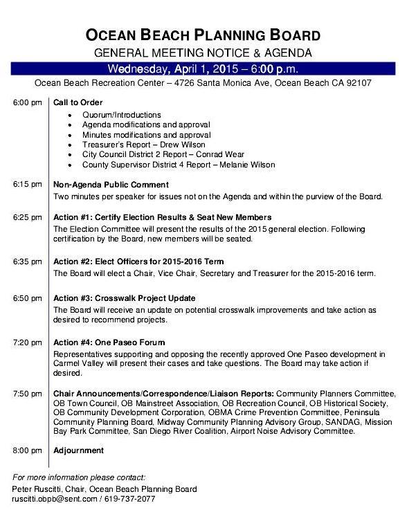 OB Plan Bd agenda 04-01-15