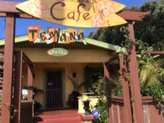 Mic Porte BirdParad cafe
