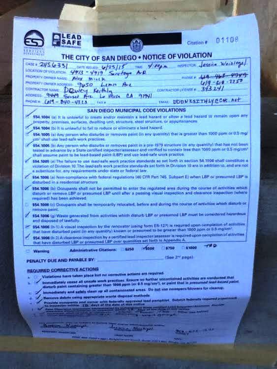OB Saratoga TenantAbuse M Notice