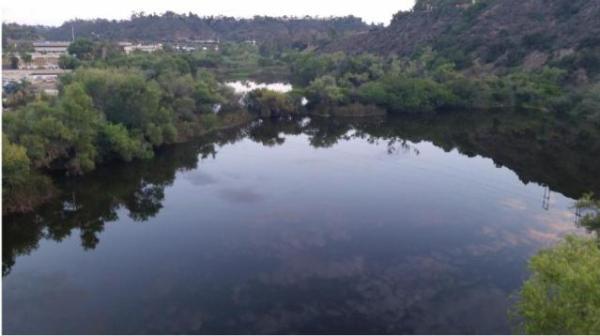 San Diego River MV Grant