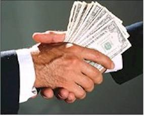 elections hands cash