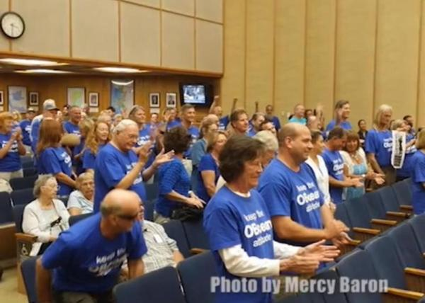 OB City Council 7-29-14 mercy crowd