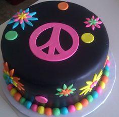 birhtday cake peace